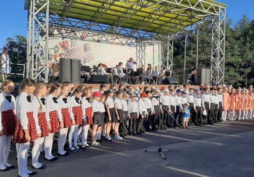 Городской фестиваль детских творческих коллективов «ART- Поколение.MGN»